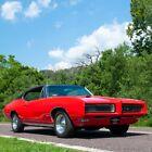 1968 Pontiac GTO Coupe 1968 Pontiac GTO Coupe