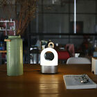Mini Portable Air Purifier Bladeless Fan Lamp Ionizer Anion Desktop Room Light