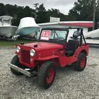 1953 Willys CJ3B 1953 Willys CJ3B