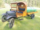 1923 Ford Model T C-Cab Very Rare!!!!!!!! 1923 Ford Model T TT C Cab Conoco Gas 3 Container Tanker Truck