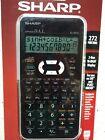 SHARP EL-531XB-WH Scientific Calculator W/ 2 Line Display And 272 Functions NIB