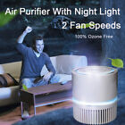 COOL Air Purifier With 3 Stage Filtration System Portable For ALL Room/ Offices