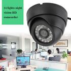 1200TVL 3.6MM 24 LED Outdoor Night Vision CCTV Dome Camera For Home Security ZZ