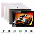 10.1 Tablet PC Mic WIFI Android 7.0 Octa Core 4GB+64G 10.1 Inch 2 SIM 3G Hot ZZ