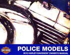 2010 HARLEY-DAVIDSON POLICE MODELS OWNERS MANUAL KIT-NEW SEALED-FLHTP-FLHP-FLHPE