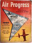 Air Progress History Of Aviation Jet Aircraft Of The World 1952 Original