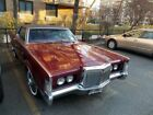 1969 Lincoln Continental Red leather 1969 lincoln continental mark III