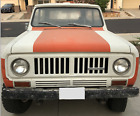 1973 International Harvester Scout  international scout ii