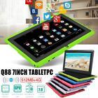 Q88 7 Inch Android 4.4 GSM Quad Core 4GB ROM 512MB RAM WiFi G-Sensor Tablet PC