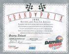 2000 Pontiac Grand Prix Daytona Logo on sides Pontiac 2000 Grand Prix Daytona 500
