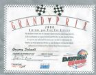 2000 Pontiac Grand Prix Daytona Logo on sides Pontiac 2000 Grand Prix Daytona 500