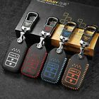Smart Key Keyless Remote Entry Fob Case Cover with Key Chain For  CRV 2017