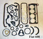* FIAT 600  E R 770 Coupe 800 Spider engine gasket set NEW RECENTLY MADE