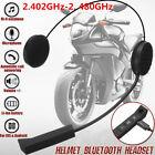 Bluetooth Anti-Interference Intercom Motorcycle Helmet Ride Hands-Free Headphone
