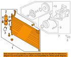 MAZDA OEM 11-14 2 Air Conditioner A/C AC-Condenser DF7161480C