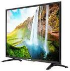 """Scepter 32"""" Class HD (720P) LED TV Clear Flat Screen Television"""