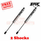 "Kit 2 Fox 1.5-3.5"" Lift Rear Shocks for Ford F350 4WD 99-04"