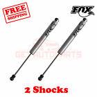 "Kit 2 Fox 1.5-3.5"" Lift Rear Shocks for Ford F250 - Superduty 4WD 1999-04"