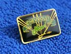 Chevrolet Now!  Bowtie Hat Lapel Pin Accessory Badge Truck Corvette Camaro Tahoe