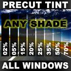 Honda Accord 4dr 90-93 PreCut Window Tint -Any Shade