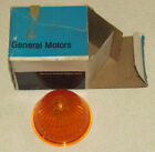 NOS Chevy GMC Amber Marker Lens Emergency 2213817