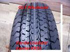 2 - ST205/75R15 6 Ply Kenda Loadstar Karrier KR03 Radial Trailer Tires