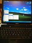 TOSHIBA TE 2100 512 RAM 20GB HDD WiFi Office 2003 Windows XP