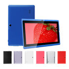"Q8 7"" Android 4.1 16GB Mali-400 A13 Tablet PC Bundle Silicone Case Car Charger"