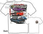 68 69 70 71 Dodge T Shirt 1968 1969 1970 1971 Mopar Clothing Hemi Tee Muscle Car