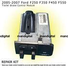 Ford Trailer Towing control Module 05 -07 F250, 350, 450,550 6c34-2c006-AD,AE,AF