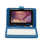 "iRulu 7"" Android 4.1 Tablet Dual Camera Cortex A9 1.2GHz 16GB w/ Blue Keyboard"