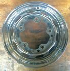 PORSCHE 356 356A 356B LEMMERZ 4 1/2X15 CHROME WHEEL 1957-1963