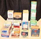 Lot of 18 Vintage NOS Car Truck Oil Filters Texaco AC Quaker State Motorcraft