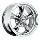 "15x7"" inch American Retro Chrome Racing Wheels Rims for Pontiac Firebird 67-81"