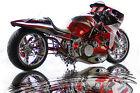 Suzuki : Hayabusa TWIN TURBO PHOENIX * ESPN2 TV SERIES WINNER Custom Motorcycle Hayabusa Motor