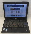 Lenovo X201 Thinkpad Tablet Laptop Touch Core i7 2.13ghz 320GB CAM Windows 7 x32