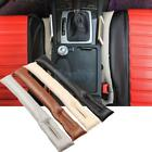 Car Auto Leakproof Seat Pad Gap Filler Stop Blocker Holster Padding PU Leather