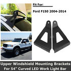 "Mounts Brackets for 50""~52inch led light bar fit for Ford F-150 4WD/2WD 2004-14"
