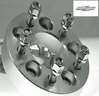 2 Pc CHEVROLET CAMARO 5X4.75 Billet Wheel Adapters Spacers 2.00 Inch # 5475E1215