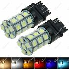 Pair 3157 3156 3155 27 SMD 5050 LED Brake Light Turn Signal Bulb Lamp Auto ZF004