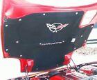 1997-2004 Corvette Hood Liner Button Fasteners Chrome 15 pcs