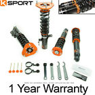 Ksport Kontrol Pro Damper Adjustable Coilovers Suspension Springs Kit CMD143-KP