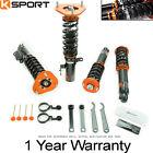 Ksport Drag Race Damper Adjustable Coilovers Suspension Springs Kit CLX050-DR
