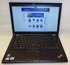 Lenovo Thinkpad T430 intel 3320m i5 2.60GHZ 4GB 320GB Windows 7 Pro 64 DVD+RW