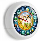 TAURUS BULL ZODIAC HOROSCOPE ASTROLOGY SIGN SYMBOL WALL CLOCK BEDROOM ROOM DECOR