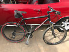 "Schwinn Home Grown Tomato xl Frame Mountain Bike Bicycle 26"" 27-Gear Fox fork"