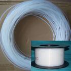 2M PTFE F4 Tubing ID_1mm / OD_1.3mm 1.6mm 1.8mm Rigid Pipe High Temperature