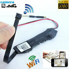 DIY WIFI IP HD security 1080P hidden SPY mini camera Nanny DVR Video Recorder