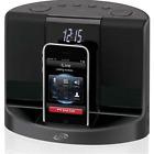 iLive ICP601B Clock Radio for ipod & iPhone-New Open Box
