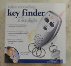 Perfect Solutions Voice Recording Key Finder with Microlight